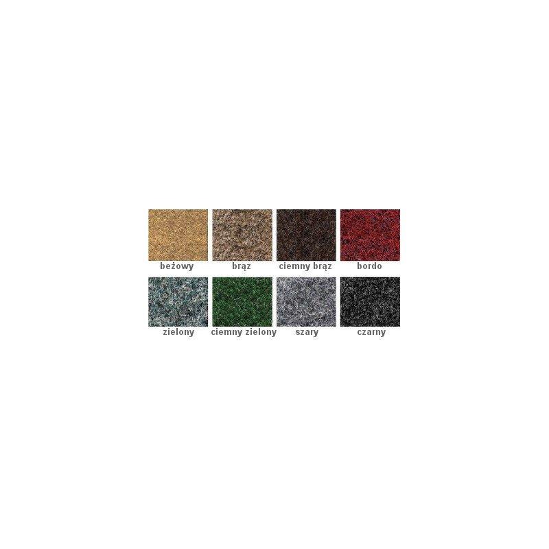 Wycieraczka do butów Klif Łapka 40x60 50x75 cm 8 kolorów wzornik kolorów
