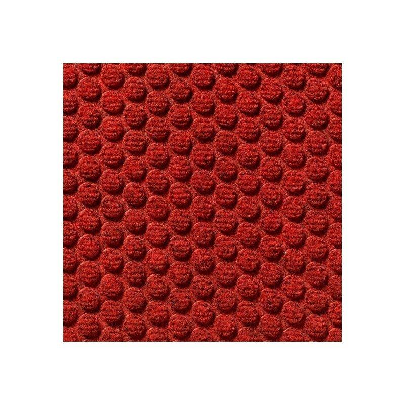 Mata wejściowa Aqua Trap wchłania wodę wycieraczka kolor czerwony