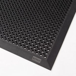 rubber mat Oct-O-Flex Bevelled honeycomb doormat