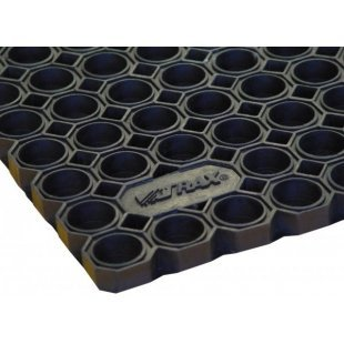Doormat honeycomb rubber Oct-O-Mat 23 mm