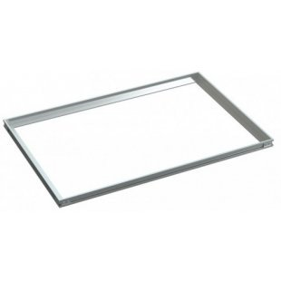 Mounting frame for XL 50mm doormat