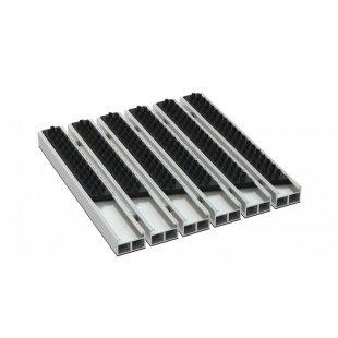De aluminium Gamma-wisserborstel van 19 mm