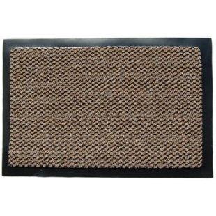 Rubberen mat deurmat, PVC clinch 90x150 cm