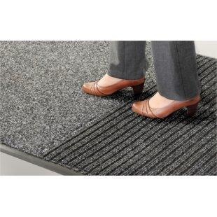 Fußmatte Duo Vip Eingangsmatte Zweizonen Schuhreiniger