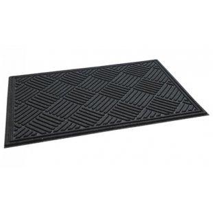 Crosshatch Black 91x152 rubberen wisser