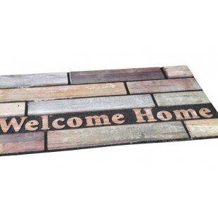 Welcome Home Wood Slats