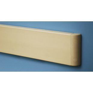 Strong wall protector guard Pvc facing and aluminium