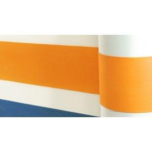 Buffer vlakke elastische rol 25m attest