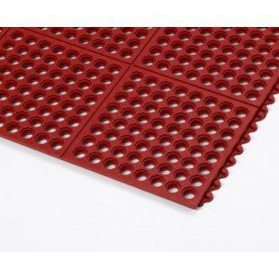 Mata antyzmęczeniowa Cushion Ease Red