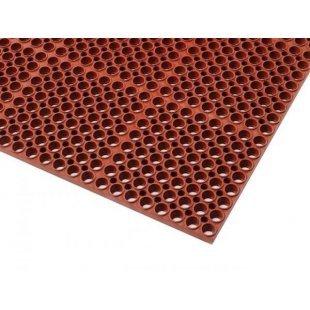 Matte für die Industrie San Eze II rot