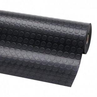 Gummimatte Dots n Roll 3,5 mm Untergrundmünze