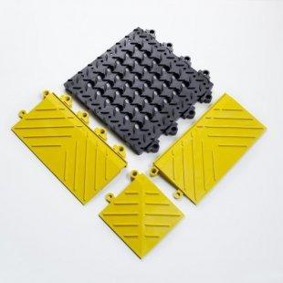 Diamond Flex Lok antislip tegels modulaire mat
