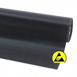 Elektrostatische Matte Rib n Roll ESD-Feinstreifen 3 mm