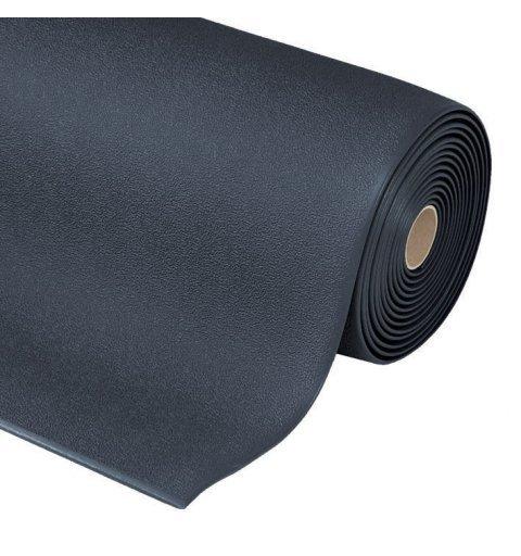 Maty antyelektrostatyczne Cushion Stat antyzmęczeniowa ergonomiczna kolor czarny