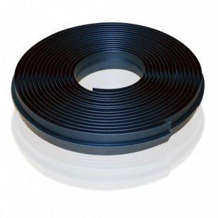 Afwerking strip 4 mm rubberen mat