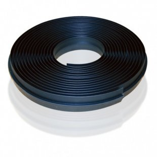 Finish strip 4 mm rubber mat