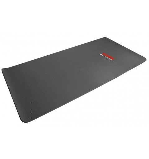 Exercise gym mat 60x178 cm black