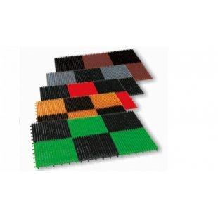 Plastic doormats Color Mix