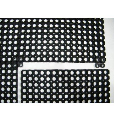 Rubber mats connectors