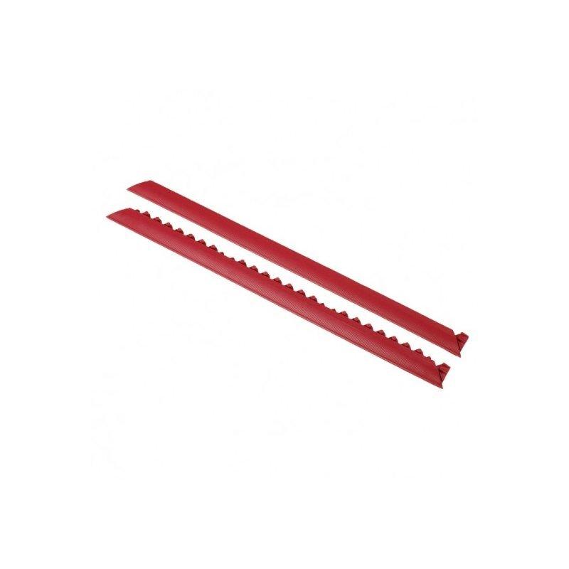 Anti-fatigue mat Cushion Ease Red 91x91 cm