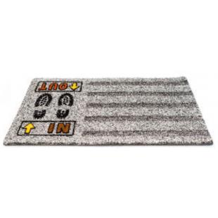 THERMOFLOCK doormat
