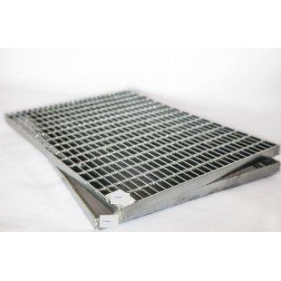 Wisserrooster 100x100 cm mesh 34x38