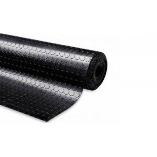 Rubberen mat Ronde knooprol 1.2x20 mb