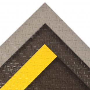 Anti-fatigue anti slip mat Diamond plate runner colors mat