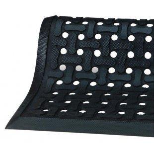 Non-slip nitrile Comfort Flow rubber mat 84x86 86x142 86x227 cm