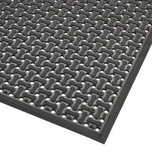 Rubberen mat voor de Superflow-nitrilindustrie