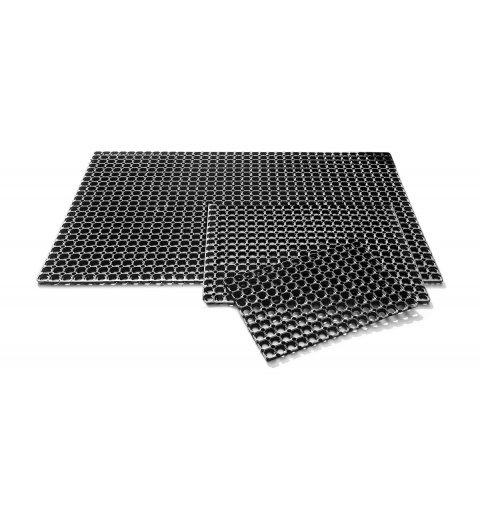 Wycieraczka mata gumowa Domino ażurowa 40x60, 50x80, 50x100,80x120,100x150 cm