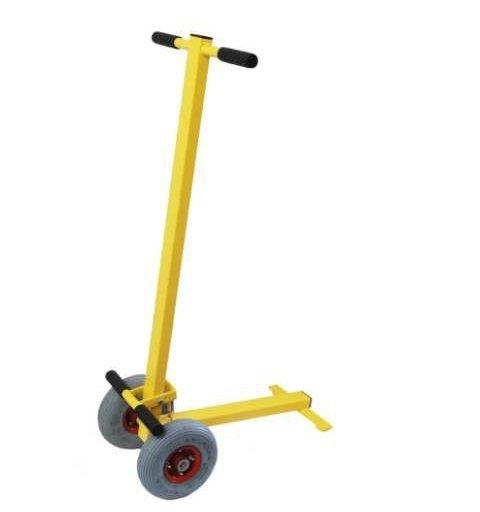Wózek do podnoszenia krat 105x41 cm