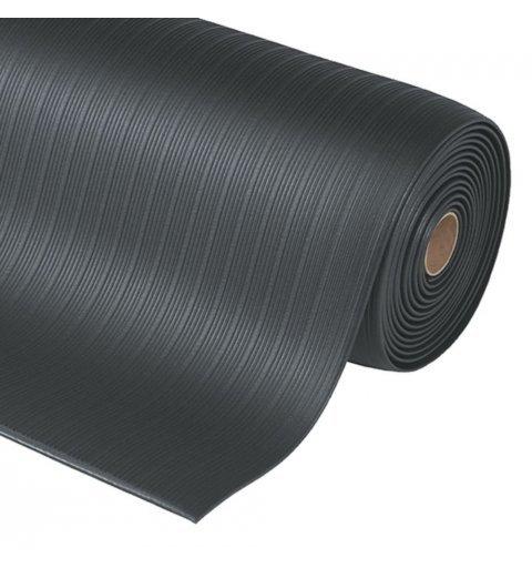 Mata Airug Plus antyzmęczeniowa ergonomiczna bhp kolor czarny