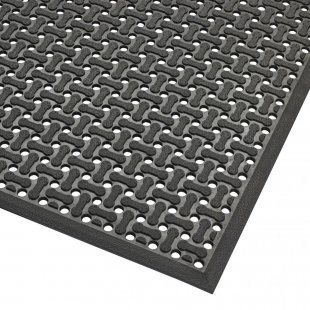 Rubber mat for the Superflow catering industry