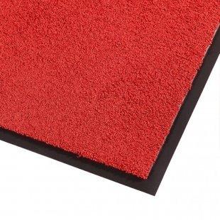 Mata wejściowa Essence wykładzina wycieraczka do butów kolor maty czerwony