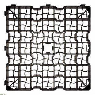 Lawn grate G4 max 50x50x4 cm grille