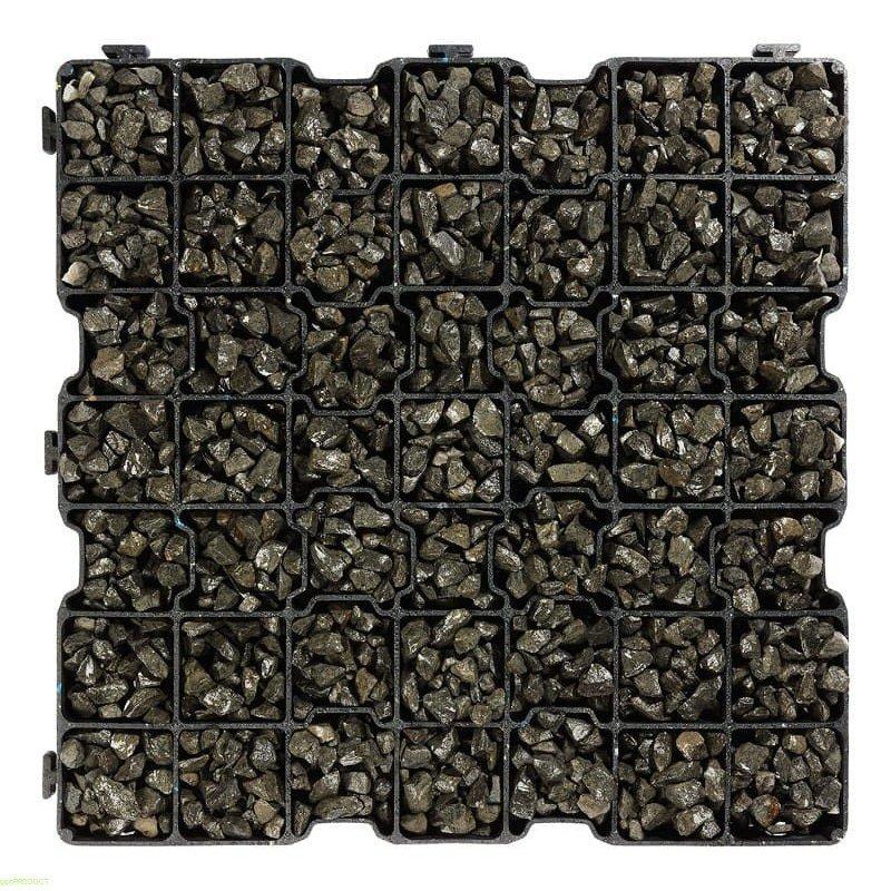 Kratka trawnikowa G4 Max 50x50x4 cm najmocniejsza z kamieniami wkładem