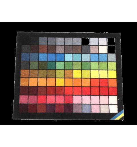 kolory maty z logo comfort