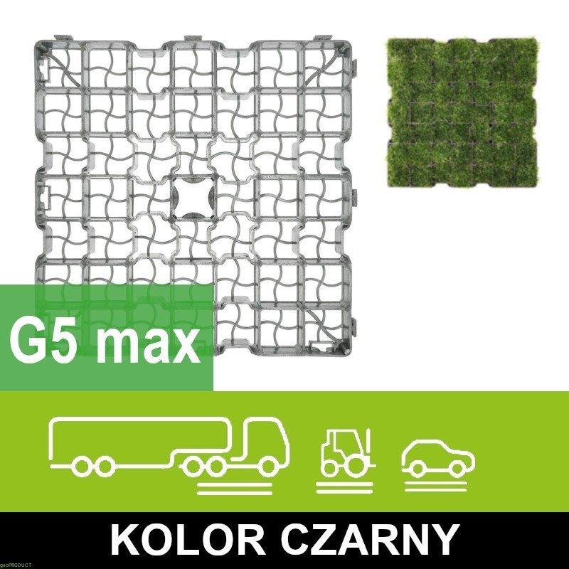 Kratka trawnikowa G5 max 50x50 krata parkingowa