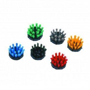 Tandenborstels rubberen matten oct mat 10 stuks