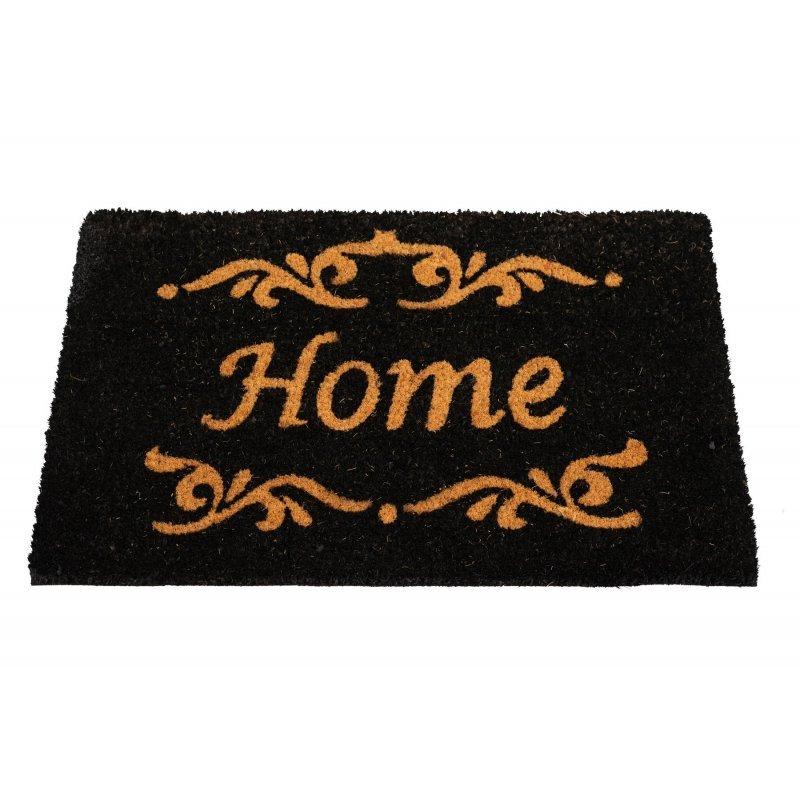Wycieraczka do butów kokosowa czarna Home Couleur 8 40×60 cm ean 5902211895138