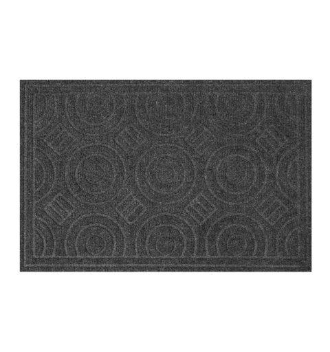 Wycieraczka tekstylna Lyon 40x60 cm wzory 2 kolory
