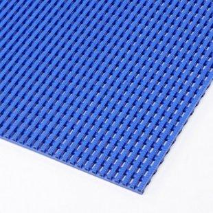 Mata basenowa antypoślizgowa higieniczna Akwadek niebieska