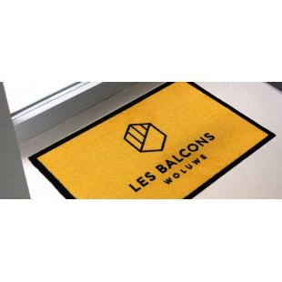 copy of Matten met het Comfort-logo deurmat vloerbedekking