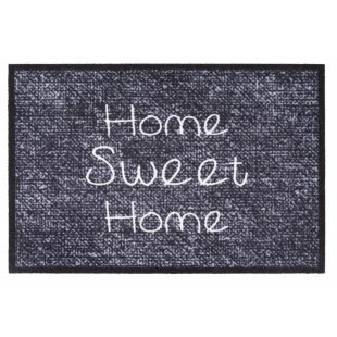 Entrance mat 50 × 75 cm Hello my love, home, home sweet hpme, welcome