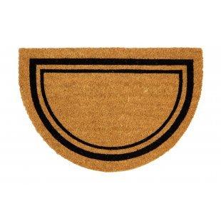 Couleur natural pólkole czarne 45x75 cm