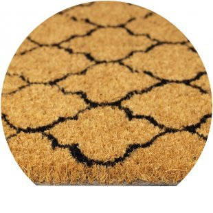 wycieraczka kokosowa Couleur natural marokański 45x75 cm