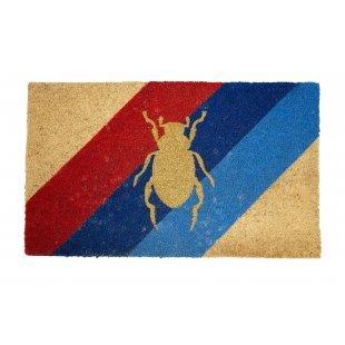 WYCIERACZKA KOKOSOWA  Couleur Glitter 40x60 cm chrząszcz