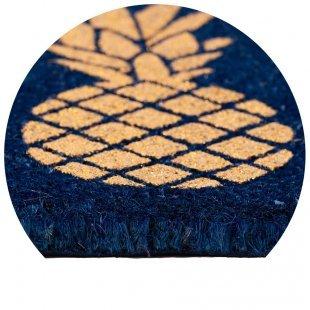 WYCIERACZKA KOKOSOWA  Couleur Glitter 40x60 cm ananas