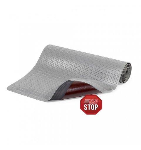 Mata Cushion Trax antypoślizgowa antyzmęczeniowa ergonomiczna szara